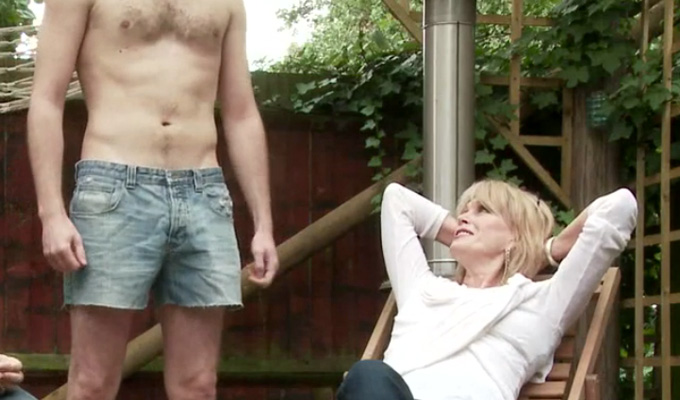 Joanna Lumley's low-budget romcom | With Reece Shearsmith and Adam Hills