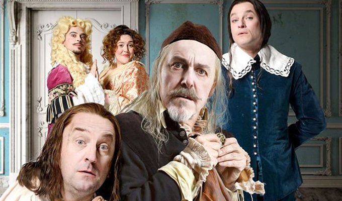 The Miser with Lee Mack and Griff Rhys Jones | Theatre review by Steve Bennett