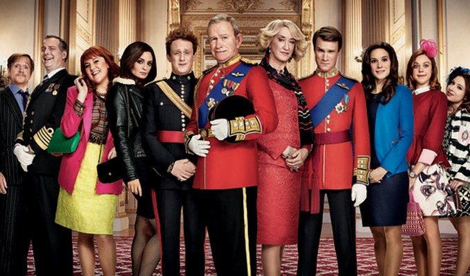 Long to reign over us... | Channel 4 renews The Windsors