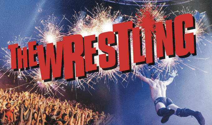 The Wrestling | Melbourne International Comedy Festival review by 'Stone Cold' Steve Bennett