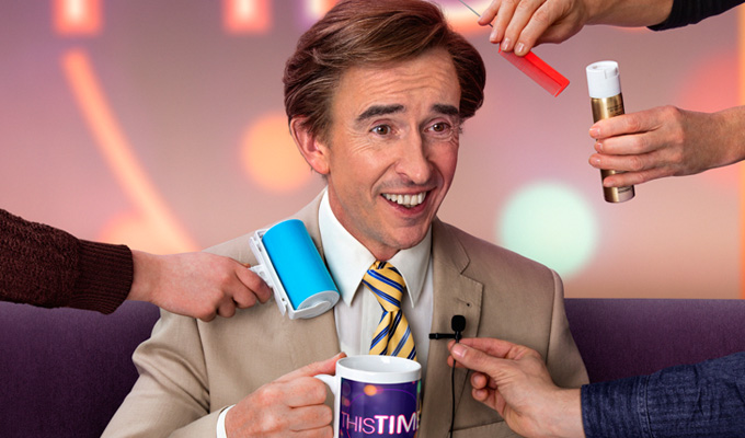 This Time With Alan Partridge | TV preview by Steve Bennett
