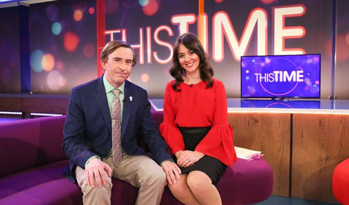 This Time With Alan Partridge gets a second series | ...and Steve Coogan's alter-ego will also front a new podcast