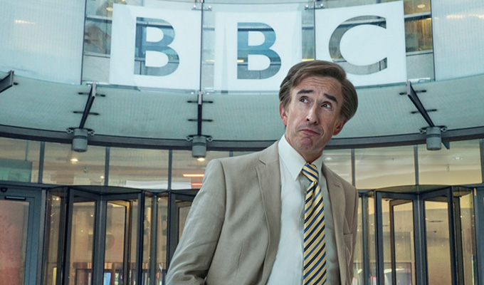 Filming starts on Alan Partridge's comeback | To be entitled This Time With Alan Partridge