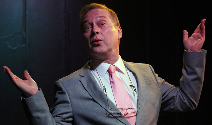 Three Days And Three Minutes With Larry | Theatre review by Steve Bennett at the Museum Of Comedy