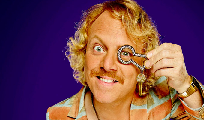 ITV to peer through more keholes | Keith Lemon will be back....