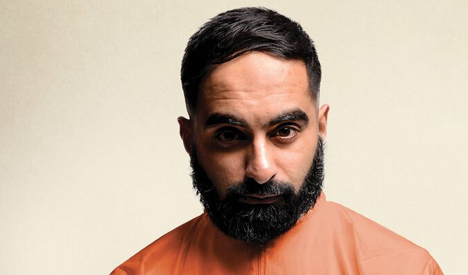 Tez Ilyas: Teztify | Edinburgh Fringe comedy review by Steve Bennett