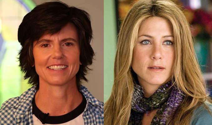 Jennifer Aniston to play a gay US President | With Tig Notaro as her wife