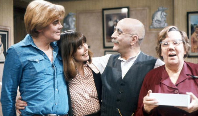 Alf Garnett was 'quite reasonable' | Sitcom reinforced bigotry, says report