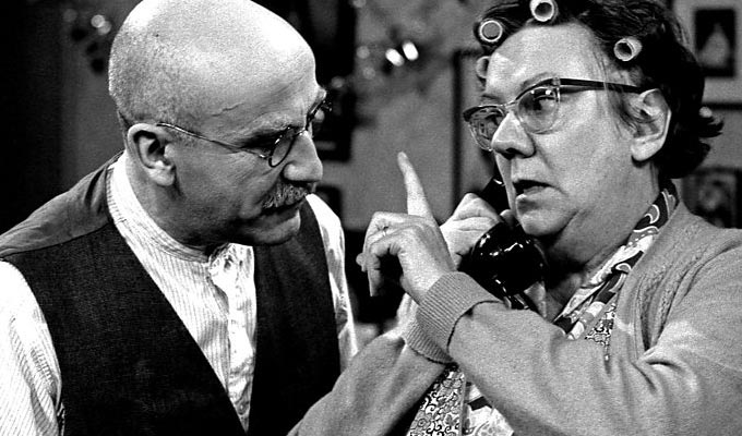 What was the name of Alf Garnett's wife? | Try our Tuesday trivia quiz