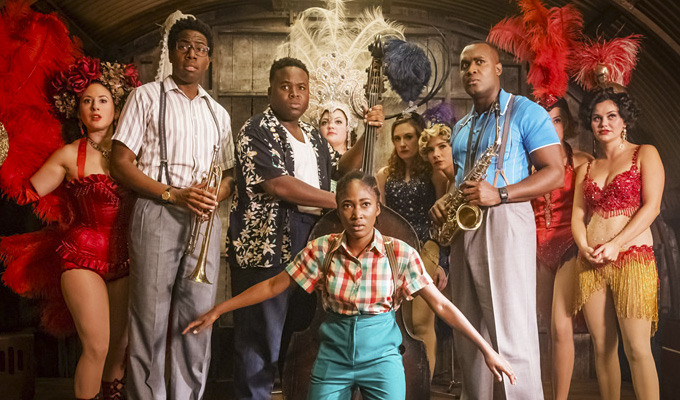 Timewasters set for US remake | ...with LL Cool J