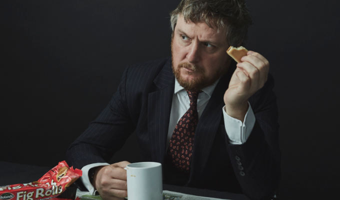 He Used Thought As A Wife by Tim Key | Book review by Steve Bennett
