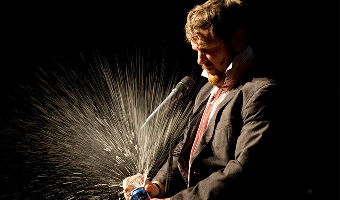 Tim Key: Work in Progress