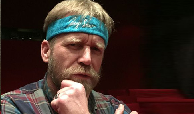 Forget DVDs... headbands are the future | Tony Law's new way of distributing content