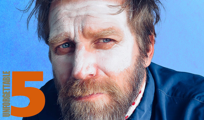 'I've had so many deaths over 20 years nearly that they bleed into a mass' | Tony Law tries to remember some significant gigs