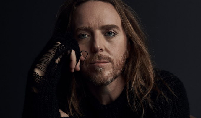 'You only get to where I've got if you've got a bit of a chip on your shoulder' | Tim Minchin on his career and his hang-ups