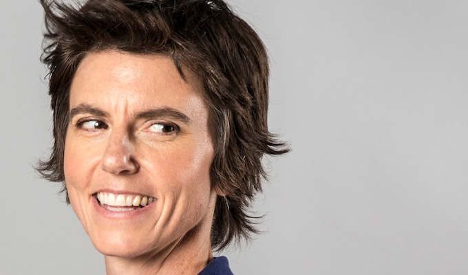 Tig Notaro: Boyish Girl Interrupted | Gig review by Julia Chamberlain at Shepherds Bush Empire