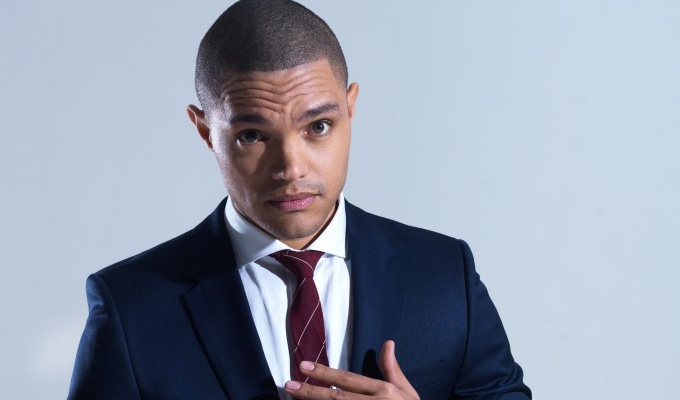 Trevor Noah announces first ever UK arena date | London gig in May