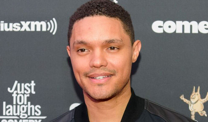 Trevor Noah gala | Gig review by Steve Bennett at Just For Laughs, Montreal