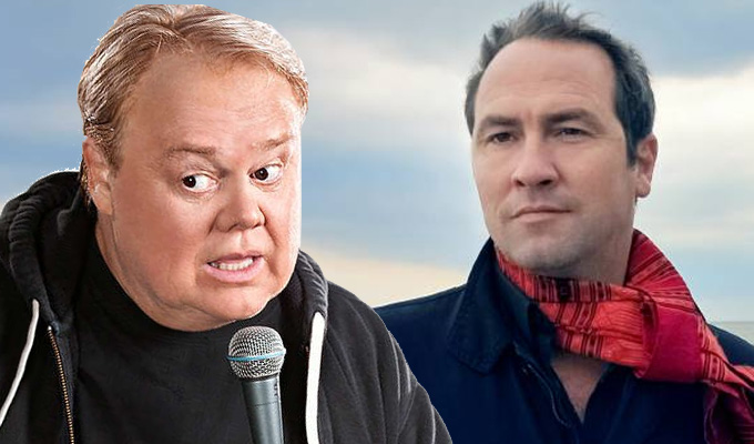 Tom Rhodes accuses fellow comic Louie Anderson of sexual assault | Stand-up says he was groped at 19