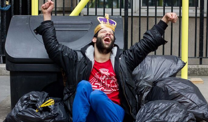 Tim Renkow: King of the Tramps