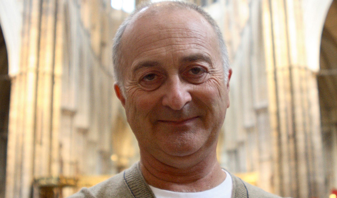 Tony Robinson joins Man Down | ...as does Steven Berkoff