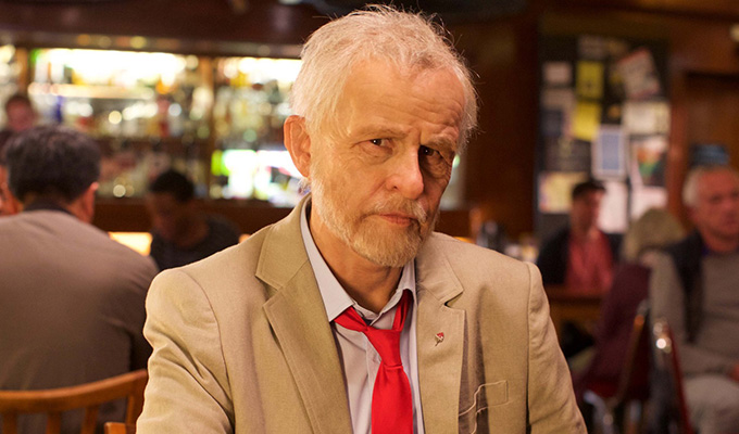 Jez for laughs | Tracey Ullman becomes Jeremy Corbyn for new BBC series