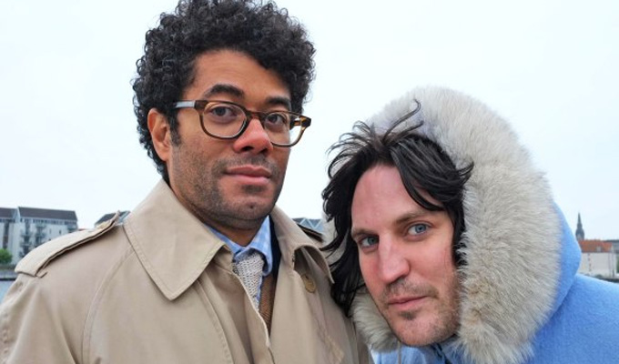 Richard Ayoade's Travel Man gets two more series | Plus a Christmas special with Rebel Wilson