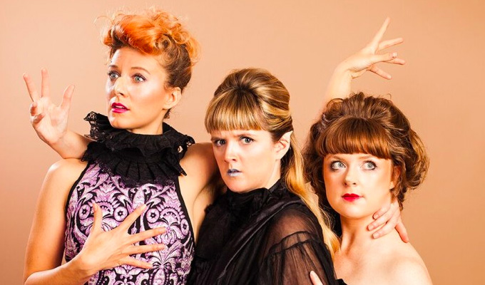 MICF: The Travelling Sisters – Toupé | Melbourne comedy festival review by Steve Bennett