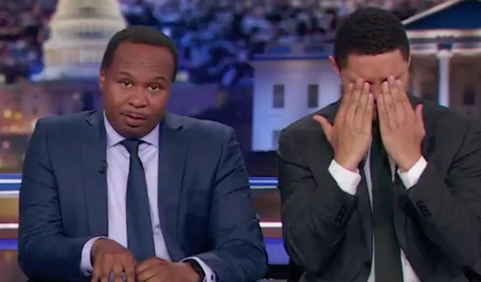 Trevor Noah silenced! | Daily Show host loses his voice