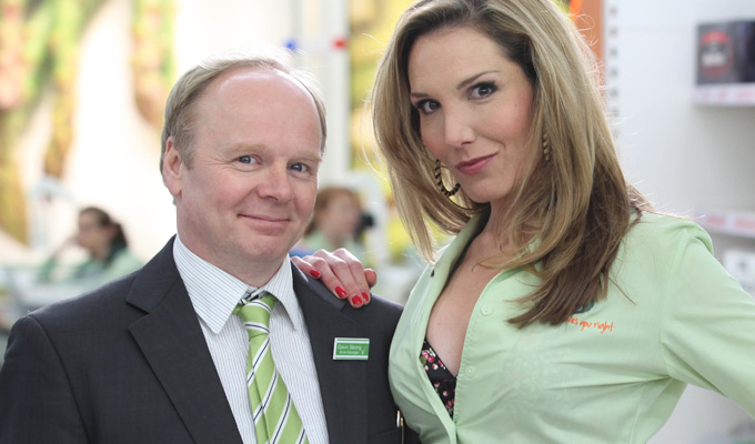What is the name of the supermarket in the Sky One sitcom Trollied? | Try our Tuesday Trivia Quiz
