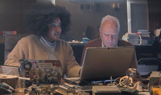 Wokoma at laptop truth seekers