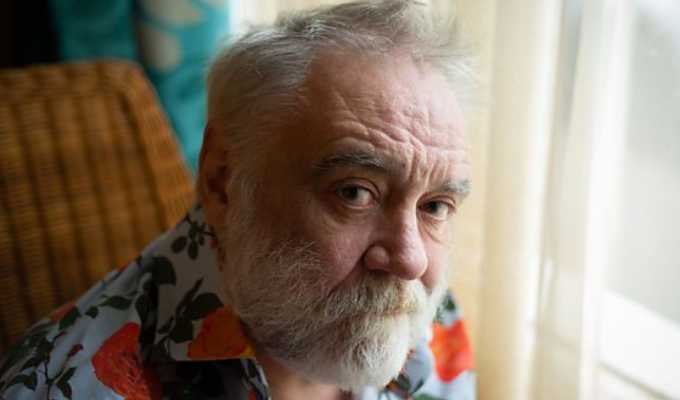 What's The Matter With Tony Slattery? | TV preview by Steve Bennett
