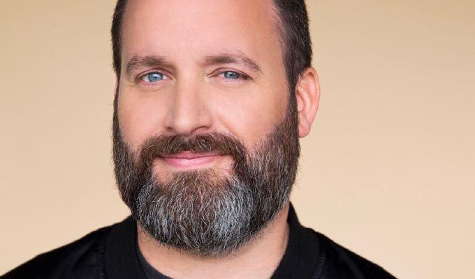 UK and Ireland dates for Tom Segura | In London, Manchester and Dublin