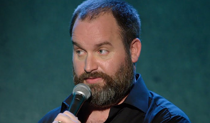 Netflix comic accused of 'hate speech' | Campaigners demand Tom Segura's special be censored