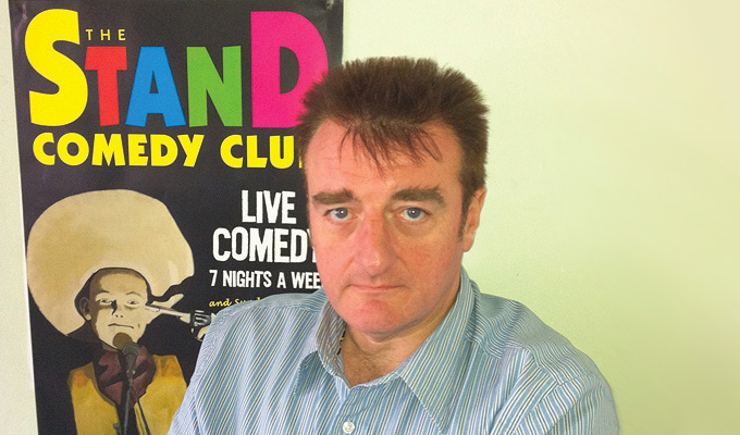 The Stand's Tommy Sheppard bids to lead SNP in Westmister | Comedy club owner confirms his intentions