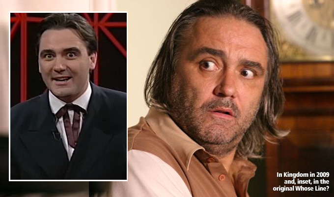 "Tony Slattery to make a Fringe comeback | 'Perhaps I can play the ""oh Jesus, I thought he died years ago"" card.'"