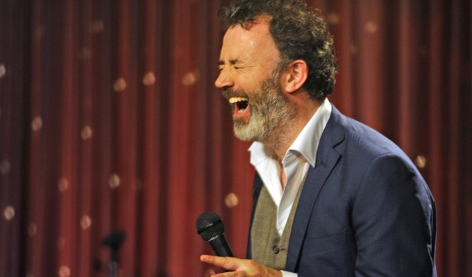 Tommy Tiernan Alive in Edinburgh