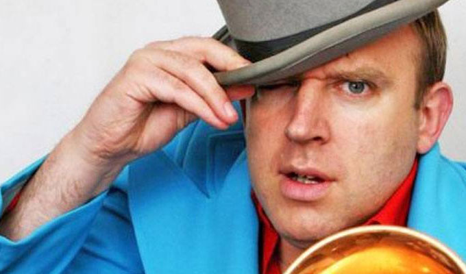 Tim Vine retakes 'most jokes in an hour' record | Exclusive: Former holder is stripped of title