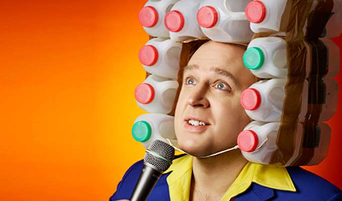 Tim Vine: Sunset Milk Idiot | Edinburgh Fringe comedy review by Steve Bennett