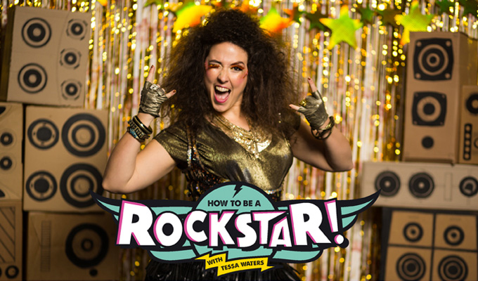 How To Be A Rockstar with Tessa Waters | Melbourne comedy festival review by Steve Bennett