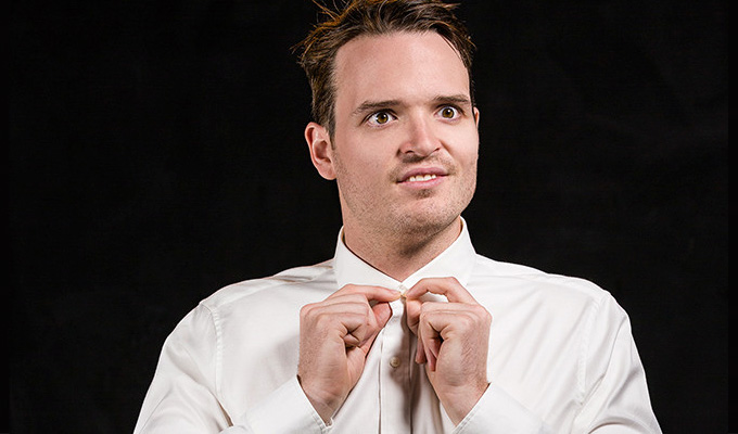 Tom Walker: Bee Boo | Review by Steve Bennett at the Melbourne International Comedy Festival