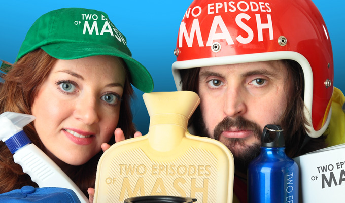 Two Episodes Of MASH