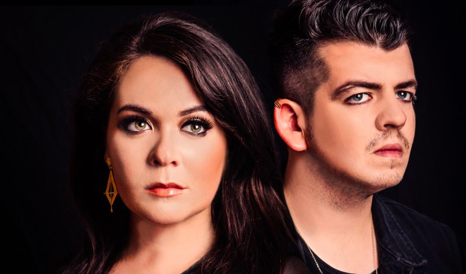 MICF – Laura Daniel X Joseph Moore: Two Hearts | Melbourne comedy festival review by Steve Bennett