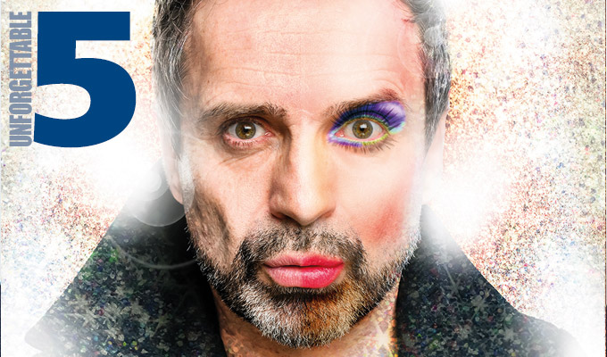 The lesson? Take some chances! | Phil Nichol recalls his most memorable gigs