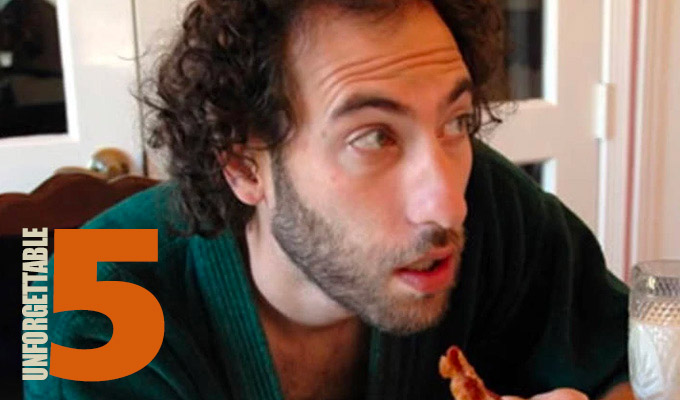 I took the biggest risk... and got my biggest laugh | Ari Shaffir recalls his most memorable gigs