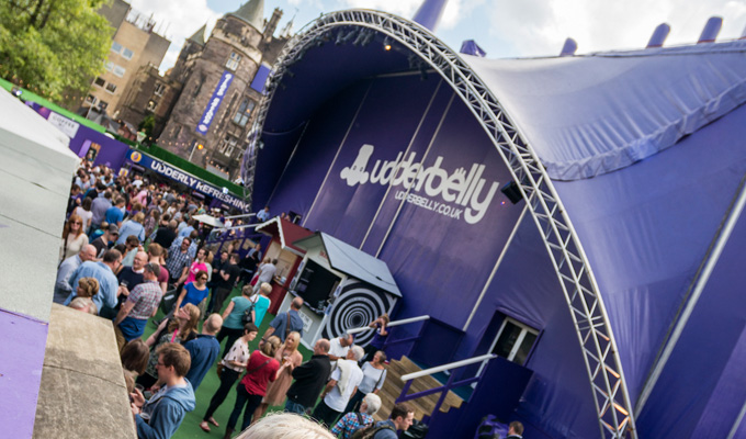 Pastures new | Edinburgh's Udderbelly is on the move