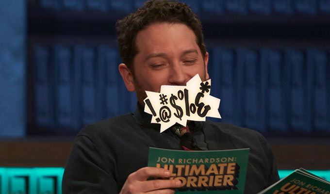 Where the *&!@ was the swearing! | Viewers upset over censorship of Jon Richardson: Ultimate Worrier