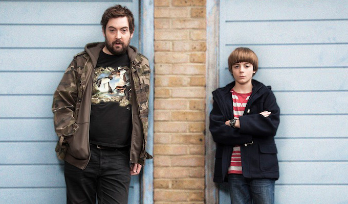 'Not swearing was difficult for me...' | Nick Helm on his new sitcom Uncle