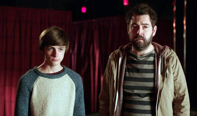 Farewell to Uncle | Nick Helm sitcom to end after next season