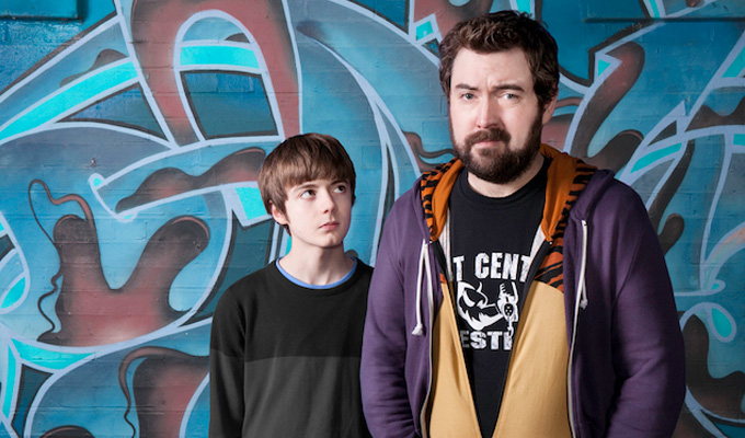 BBC orders a third series of Uncle | ...but it goes online with BBC Three